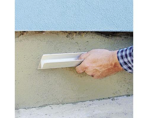 BAUMIT Zementsockelputz Unter- und Oberputz für Schweres Mauerwerk für innen und aussen 25 kg