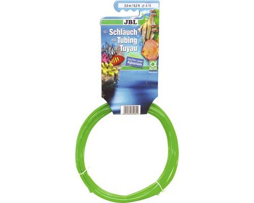 Tuyau pour aquarium JBL (air) 4/6mm 2,5m, vert