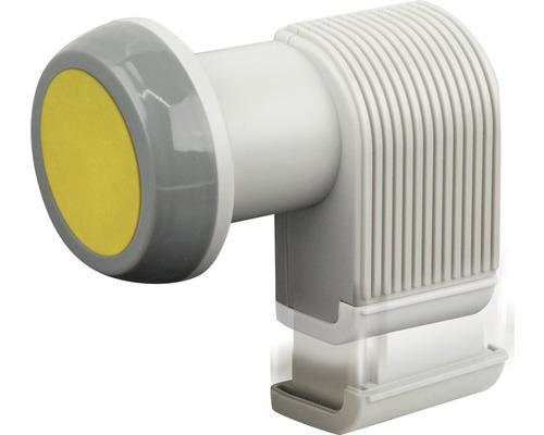 Single LNB numérique Sun Protect gris clair Schwaiger SPS6710531