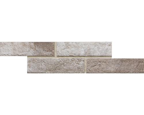 Listel Brick Antico Rosato 6x25cm