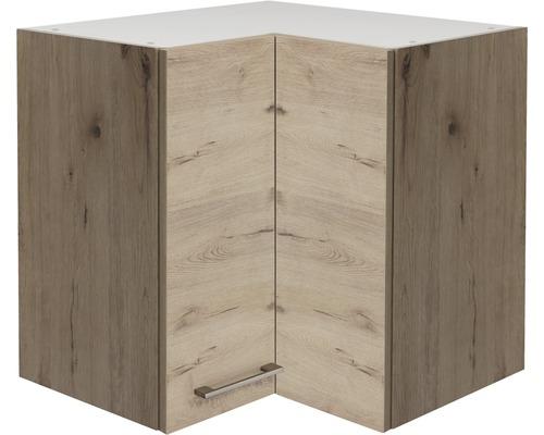 Armoire suspendue Riva San Remo chêne clair/San Remo chêne clair (lxhxp) 60x55x32cm