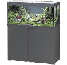 Kit complet d'aquarium EHEIM Vivaline 180 LED avec éclairage à LED, chauffage, filtre et meuble bas anthracite-thumb-0