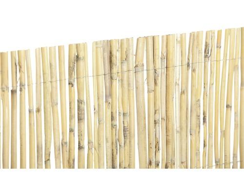Occultation en bambou fendu 1x5m
