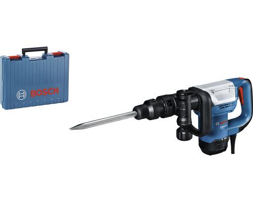 Marteau piqueur Bosch Professional GSH 5 SDS-Max avec coffret et poignée supplémentaire