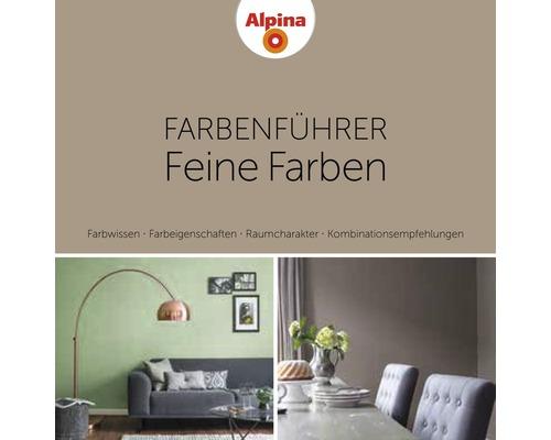 Guide des couleurs Alpina Feine Farben