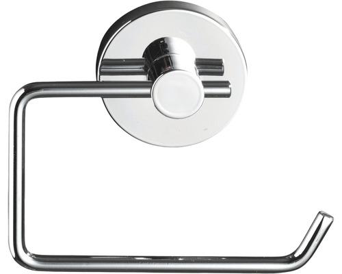 Support pour papier toilette Vacuum-Loc Milazzo chromé