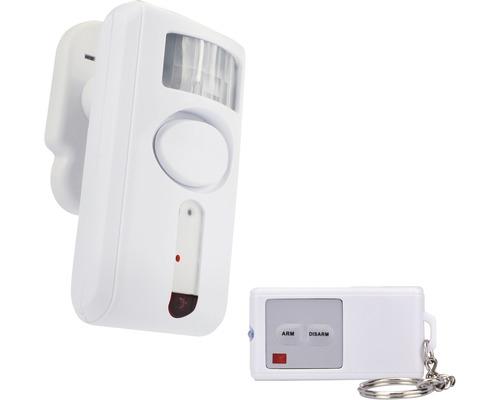 Détecteur de mouvement alarme avec télécommande X4-Life
