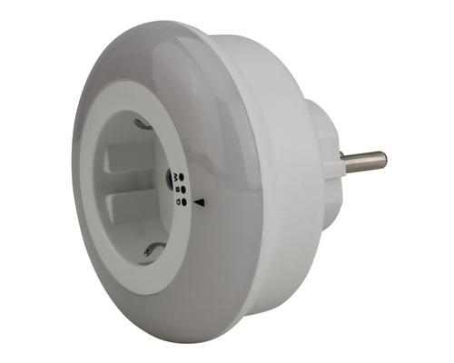 Veilleuse à LED avec connecteur intermédiaire et changement de couleur-0