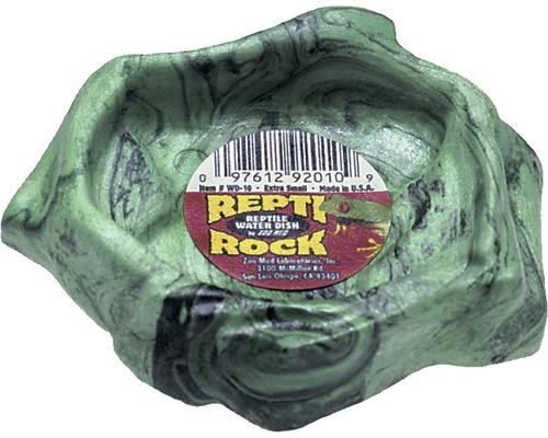 Mangeoire ZOO MED Repti Rock Water Dish 10x9x3 cm choix de couleurs