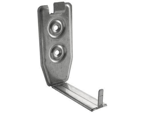Verstellelement für Rinnenhaken Zink NW 105-153mm
