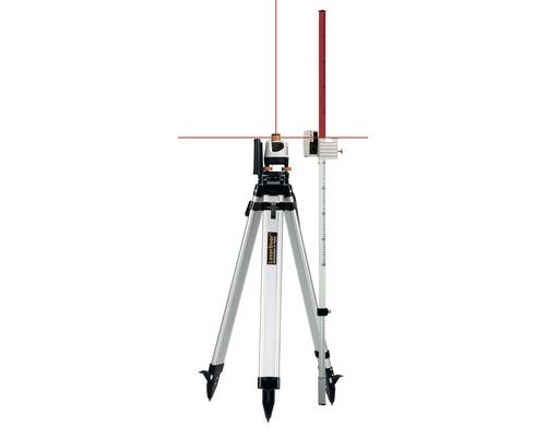 Laser rotatif Laserliner avec trépied BeamControl-Master 120