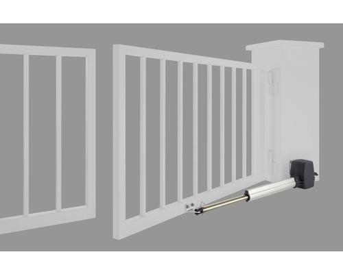 Motorisation de porte pivotante Hörmann Portronic D5000 (2 vantaux max. 5 m² de surface de porte par vantail)