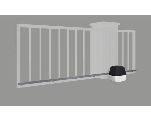 Motorisation de portail coulissant Hörmann Portronic S4000 pour surface de porte de 8 m²