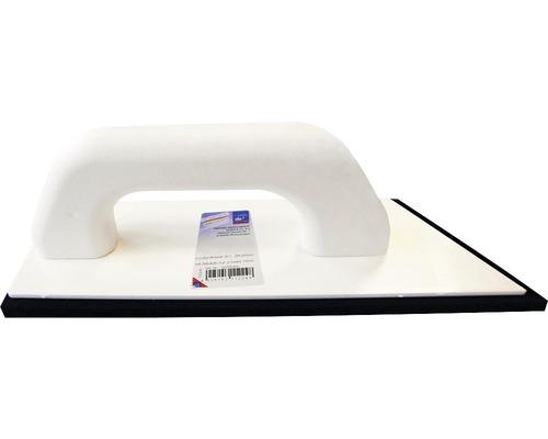 Kunststoff Reibebrett Haromac, Zellkautschuk für in die Ecken