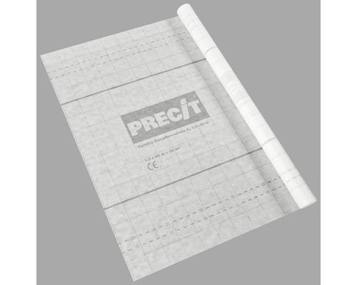 Film pare-vapeur hygrovariable PRECIT en rouleau 20 x 1,5 m = 30 m²