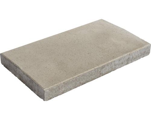 Mauerabdeckung Eleganca Grau 48x28x4-4,5cm