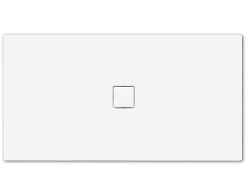 Superflache Duschwanne Kaldewei Conoflat 90x120x2,5 cm weiß
