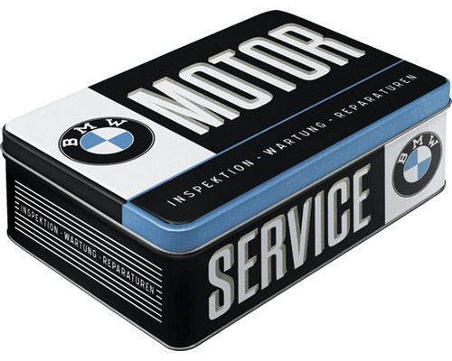 Boîte de stockage plate BMW Service 2.5 l