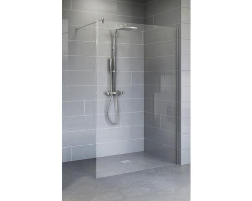 Paroi latérale pour douche à l''italienne Schulte Flexa Verre transparent 1900 x 900 mm
