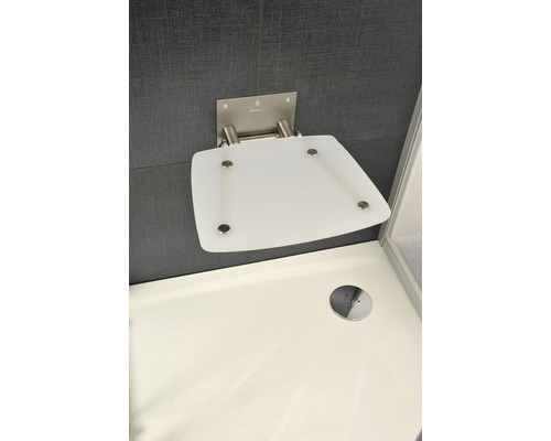 Siège de douche OVO-B-Opale
