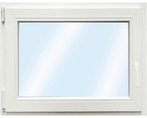 Fenêtre en PVC ARON Basic blanc 900x600mm tirant gauche