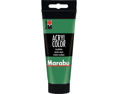 Peinture acrylique pour artiste Marabu Acryl Color 067 vert vif 100ml