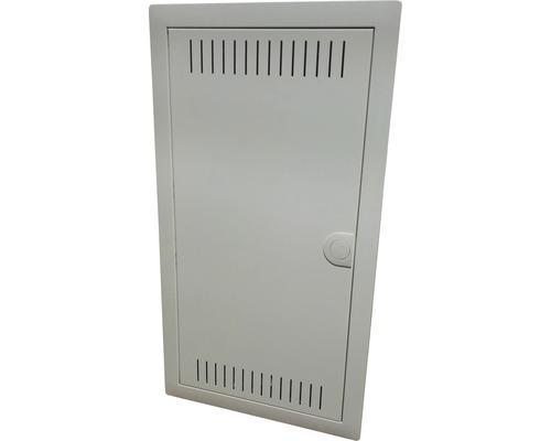 Répartiteur de communication encastré gris Hager VU36NW