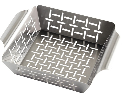 Corbeille pour barbecue Tenneker® de 19 x 19cm