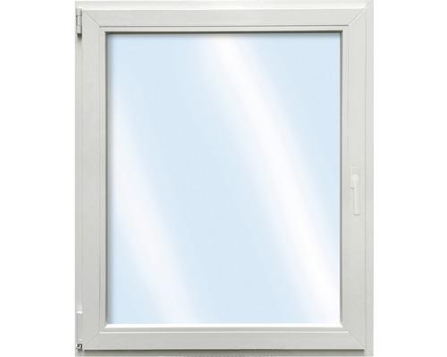 Fenêtre en PVC ARON Basic blanc 750x1000mm tirant gauche