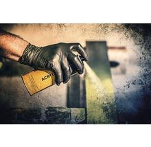 Gants de protection jetables Black Nitril taille M, paquet de 80-thumb-2