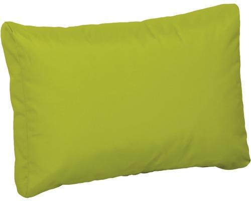 Palettenkissen für Rückenfläche Premium 60x40 cm Polyester grün