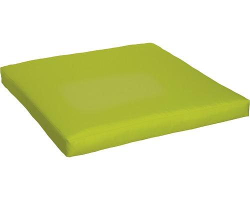 Palettenkissen für Sitzfläche Premium 60 x 80 cm Polyester grün