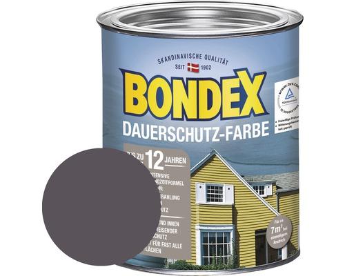 BONDEX Holzfarbe-Dauerschutzfarbe montana 750 ml
