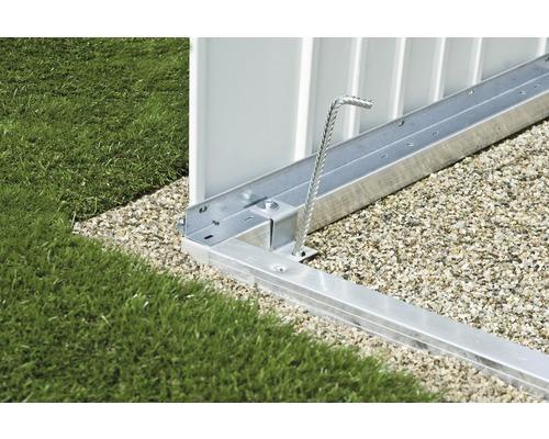 Cadre de sol biohort pour armoire à outils Taille90