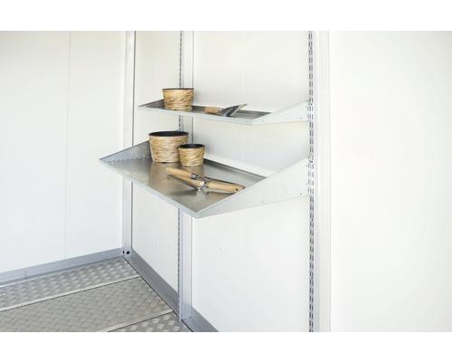 Étagères biohort CasaNova sans support d''étagères de 99 x 24,5cm 2 unités