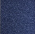 Teppichboden Schlinge Massimo blau 500 cm breit (Meterware)