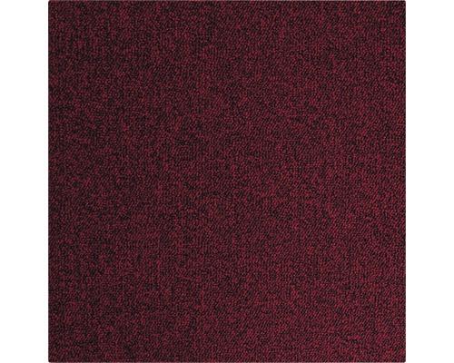 Teppichboden Schlinge Massimo rot 400 cm breit (Meterware)