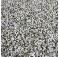 Teppichboden Shag Bravour grau-braun 500 cm breit (Meterware)