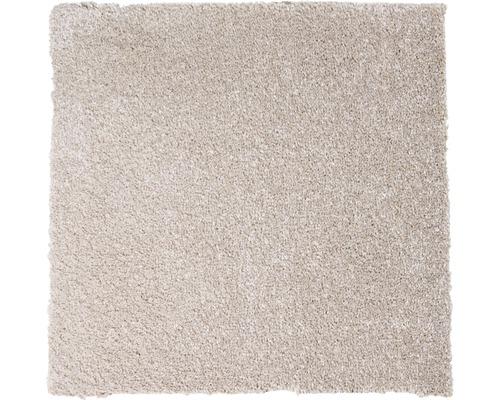 Teppichboden Shag Bravour beige 500 cm breit (Meterware)