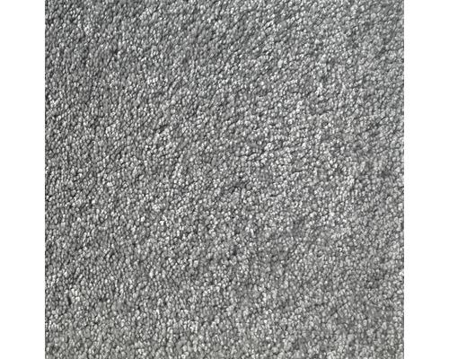 Teppichboden Shag Calmo grau 500 cm breit (Meterware)
