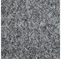 Teppichboden Nadelfilz Invita stahl 400 cm breit (Meterware)