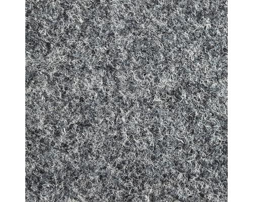 Teppichboden Nadelfilz Invita stahl 200 cm breit (Meterware)