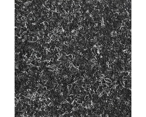 Teppichboden Nadelfilz Invita anthrazit 200 cm breit (Meterware)