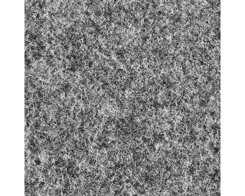 Teppichboden Nadelfilz Invita hellgrau 400 cm breit (Meterware)